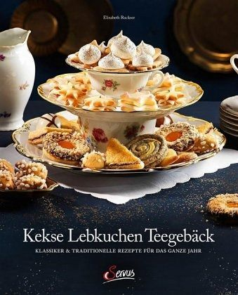 kekse lebkuchen teegeb ck von elisabeth ruckser. Black Bedroom Furniture Sets. Home Design Ideas