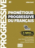 Phonétique progressive du français. Niveau débutant. Schülerbuch + mp3-CD
