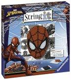 Ravensburger 18032 - String it Midi, Spiderman, Bastelset