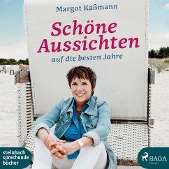 Schöne Aussichten auf die besten Jahre, 1 MP3-CD - Käßmann, Margot