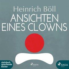 Ansichten eines Clowns, 1 MP3-CD - Böll, Heinrich