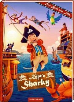 Käpt'n Sharky - Das Buch zum Film - Langreuter, Jutta; Langreuter, Jeremy