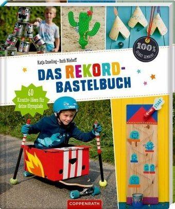 Das Rekord-Bastelbuch - Enseling, Katja