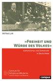 Freiheit und Würde des Volkes (eBook, ePUB)