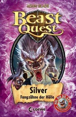 Silver, Fangzähne der Hölle / Beast Quest Bd.52 - Blade, Adam
