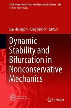 Dynamic Stability and Bifurcation in Nonconserv...
