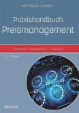 Praxishandbuch Preismanagement (eBook, ePUB)