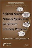 Artificial Neural Network Applications for Software Reliability Prediction (eBook, PDF)