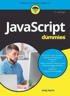 JavaScript für Dummies (eBook, ePUB) - Harris, Andy