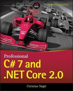 Professional C# 7 and .NET Core 2.0 (eBook, PDF) - Nagel, Christian