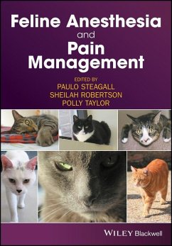 Feline Anesthesia and Pain Management (eBook, PDF)
