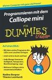 Programmieren mit dem Calliope mini für Dummies Junior (eBook, ePUB)