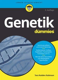 Genetik für Dummies (eBook, ePUB) - Robinson, Tara Rodden
