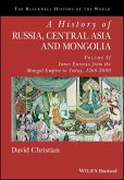 A History of Russia, Central Asia and Mongolia, Volume II (eBook, ePUB)