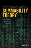 An Introductory Course in Summability Theory (eBook, PDF)