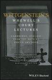 Wittgenstein's Whewell's Court Lectures (eBook, PDF)