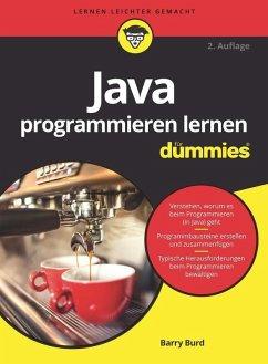 Java programmieren lernen für Dummies (eBook, ePUB) - Burd, Barry