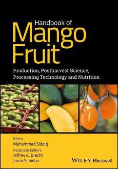 Handbook of Mango Fruit (eBook, PDF)