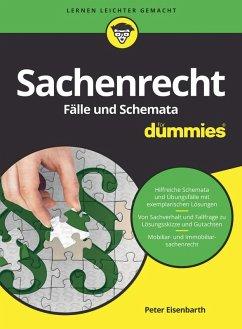 Sachenrecht Fälle und Schemata für Dummies (eBook, ePUB) - Eisenbarth, Peter