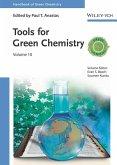 Handbook of Green Chemistry - Tools for Green Chemistry Volume 10 (eBook, PDF)