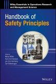 Handbook of Safety Principles (eBook, ePUB)
