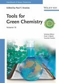 Handbook of Green Chemistry - Tools for Green Chemistry Volume 10 (eBook, ePUB)