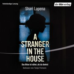 A Stranger in the House (MP3-Download) - Lapena, Shari
