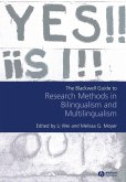 The Blackwell Guide to Research Methods in Bilingualism and Multilingualism (eBook, ePUB)