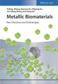 Metallic Biomaterials (eBook, ePUB)