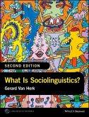 What Is Sociolinguistics? (eBook, ePUB)