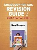Sociology for AQA Revision Guide 2 (eBook, ePUB)
