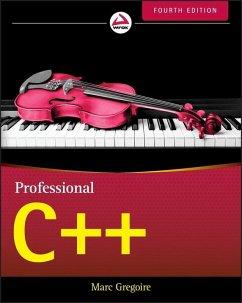 Professional C++ (eBook, PDF) - Gregoire, Marc