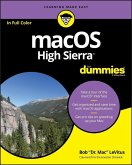 macOS High Sierra For Dummies (eBook, PDF)