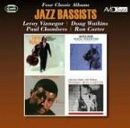 Jazz Bassists-Four Clas