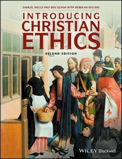 Introducing Christian Ethics (eBook, PDF) - Wells, Samuel; Eklund, Rebekah; Quash, Ben