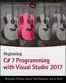 Beginning C# 7 Programming with Visual Studio 2017 (eBook, PDF)