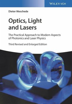 Optics, Light and Lasers (eBook, PDF) - Meschede, Dieter