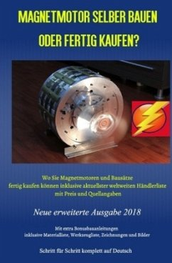 Magnetmotor selber bauen oder fertig kaufen? - Weinand, Patrick
