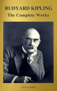 The Works of Rudyard Kipling (500+ works) (eBook, ePUB)