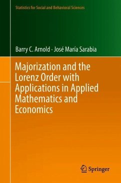 Majorization and the Lorenz Order with Applicat...