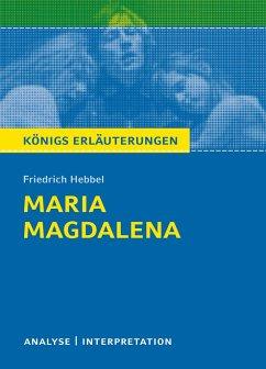 Maria Magdalena - Hebbel, Friedrich