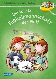 Gemeinsam lesen: Die tollste Fußballmannschaft der Welt (Neuausgabe) - Schlüter, Andreas; Margil, Irene