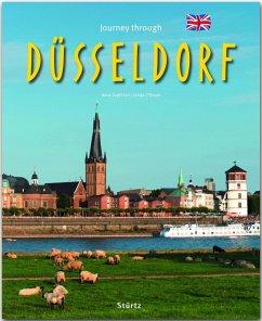 Journey through Düsseldorf - Reise durch Düsseldorf - Zaglitsch, Hans; O'Bryan, Linda