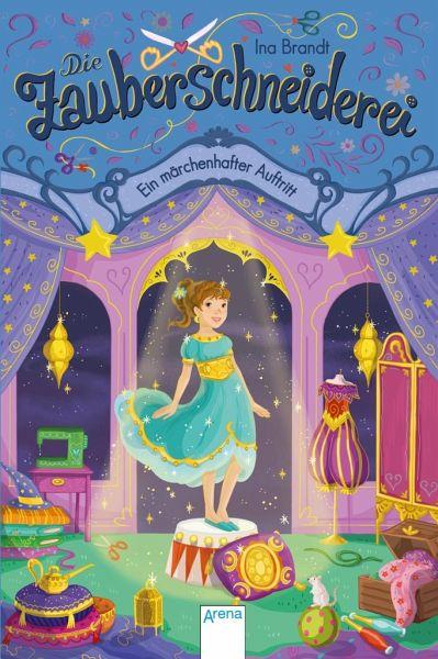 Buch-Reihe Die Zauberschneiderei