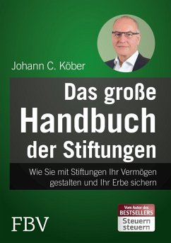 Das große Handbuch der Stiftungen - Köber, Johann C.