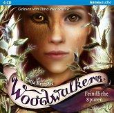 Feindliche Spuren / Woodwalkers Bd.5 (4 Audio-CDs)