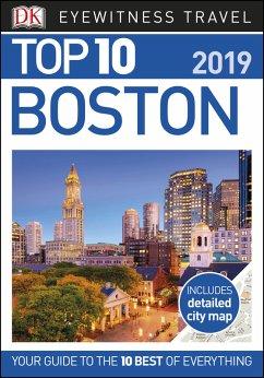 Top 10 Boston (eBook, ePUB)