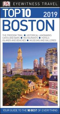 Top 10 Boston (eBook, PDF)
