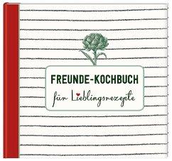 cook & STYLE Freunde-Kochbuch