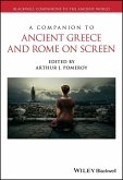 A Companion to Ancient Greece and Rome on Screen (eBook, ePUB)